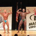 Heavy Weights Matt Roh and John Hooks