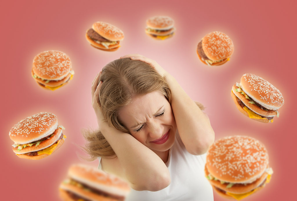 how do I stop binge eating